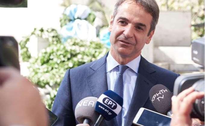 """Κ. Μητσοτάκης: Η παροχολογία Τσίπρα, στη λογική """"Τσοβόλα δώστα όλα"""", ναρκοθετεί το μέλλον της χώρας"""