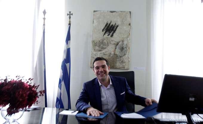 Στη Θεσσαλονίκη αύριο ο Τσίπρας εν όψει ΔΕΘ