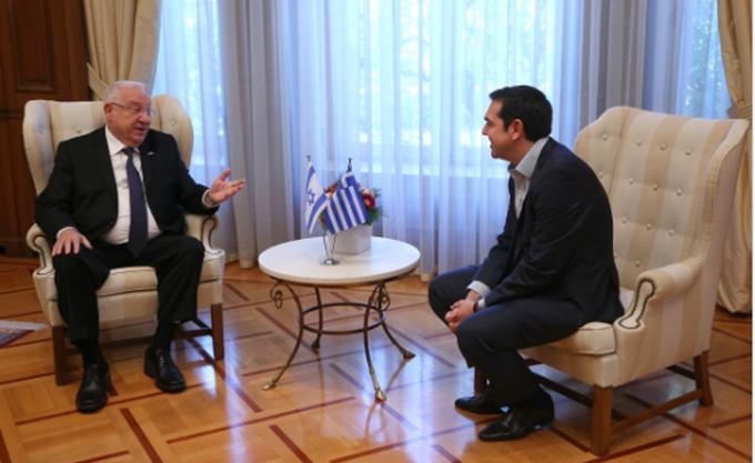 Τσίπρας σε Ρίβλιν: Να κάνουμε γενναία βήματα για την Ειρήνη και τη σταθερότητα