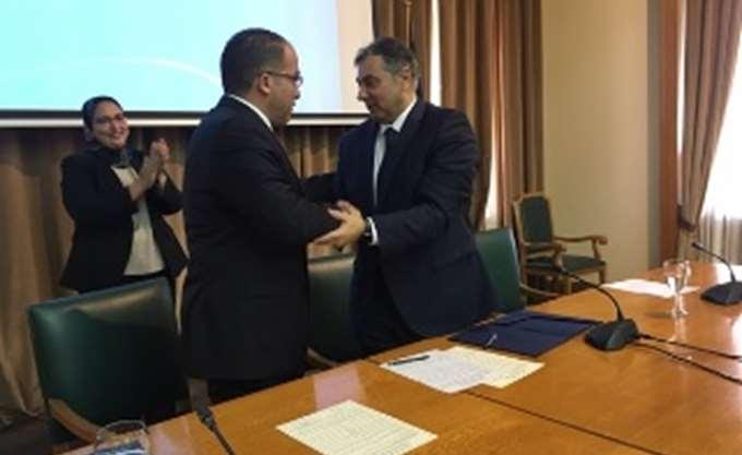 Πρωτόκολλο Συνεργασίας Ε.Β.Ε.Π. και Ναυτιλιακού Επιμελητηρίου Port Said