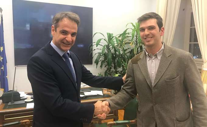 Ο Αλέξανδρος Μαρκογιαννάκης υποψήφιος Περιφερειάρχης Ν.Δ στην Κρήτη