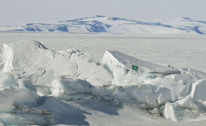 Η Ανταρκτική χάνει 219 δισεκατομμύρια τόνους πάγου το χρόνο την τελευταία πενταετία