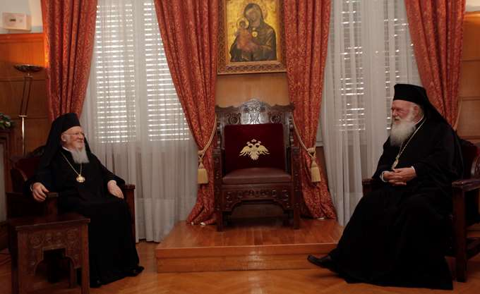 Κρίση στις σχέσεις Εκκλησίας της Ελλάδας και Φαναρίου