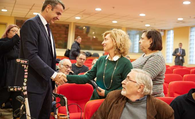 Κ. Μητσοτάκης: Απαραίτητη η  θέσπιση ενός εθνικού συντονιστή για τα άτομα  με αναπηρία