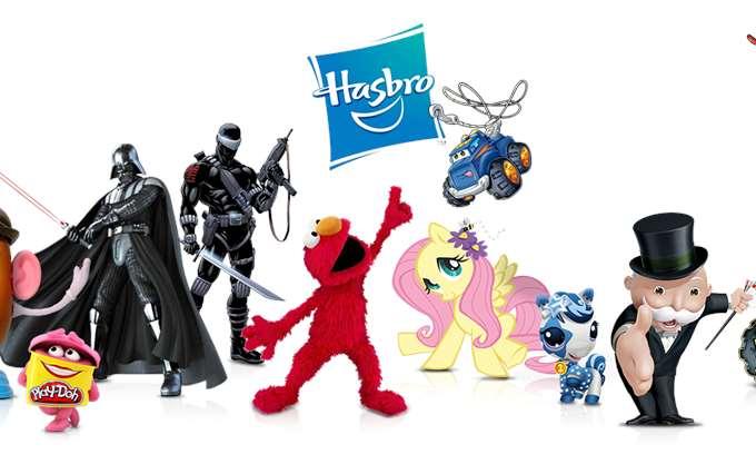 Αυξήθηκαν τα έσοδα τριμήνου της Hasbro