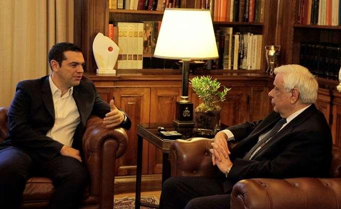 """""""Πανηγύρι"""" Τσίπρα με ομιλία σε ΣΥΡΙΖΑ-ΑΝΕΛ για τη συμφωνία του Eurogroup"""