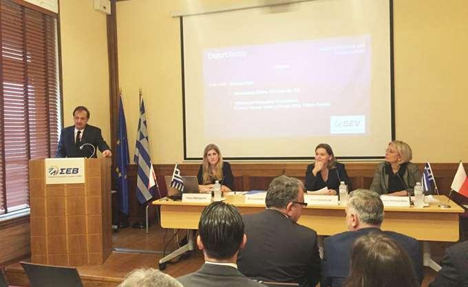 Εκδήλωση ΣΕΒ για τις επιχειρηματικές ευκαιρίες στην Πολωνία