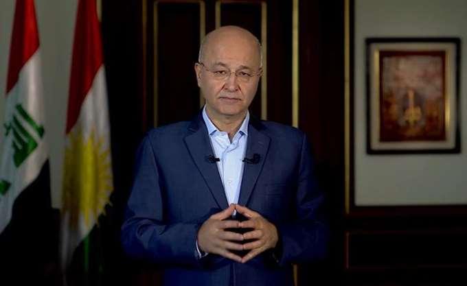 Ο Κούρδος Μπάρχαμ Σάλιχ εξελέγη νέος πρόεδρος του Ιράκ
