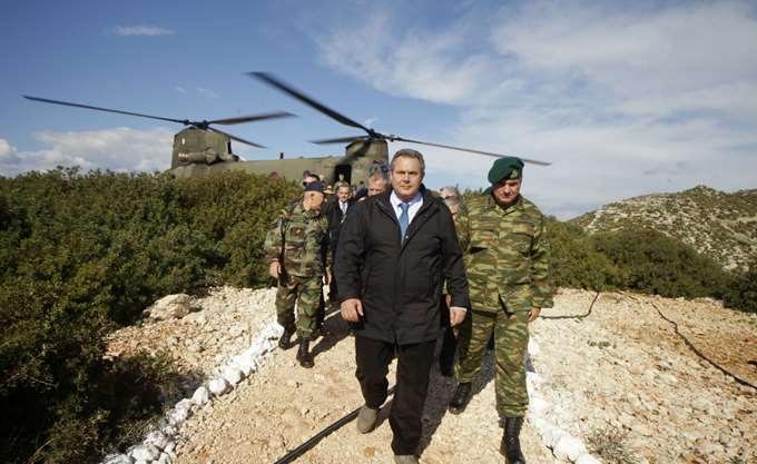 Π. Καμμένος: Η Ελλάδα είναι η χώρα σταθερότητας στη Νοτιοανατολική Μεσόγειο και τα Βαλκάνια