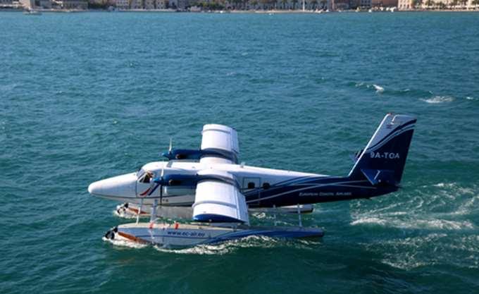 Ξεκίνησαν οι πρώτες δοκιμαστικές πτήσεις υδροπλάνων