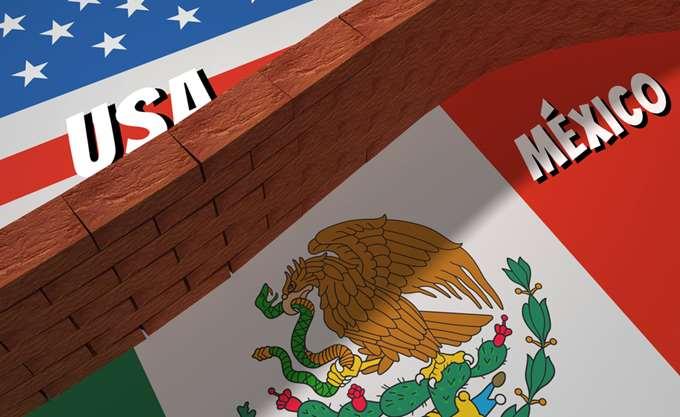Μεξικό-ΗΠΑ: 42 μετανάστες συνελήφθησαν από την αμερικανική πλευρά των συνόρων με το Μεξικό