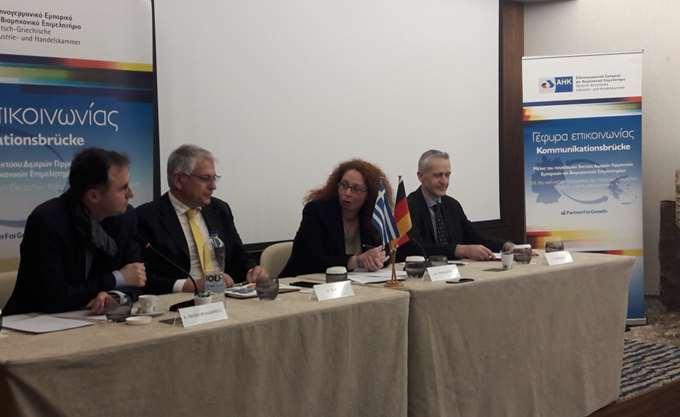 Μόναχο: 13 ελληνικές εταιρίες logistics προβάλλουν την Ελλάδα ως Νέα Πύλη προς την Ευρώπη