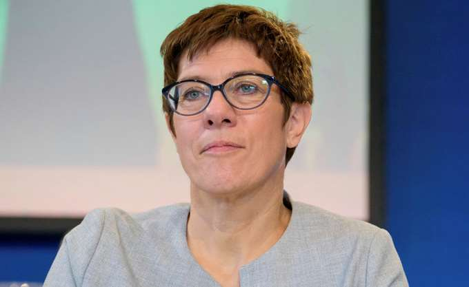Γερμανία: Η ενότητα του CDU βασικό μέλημα της νέας προέδρου