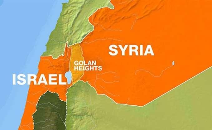 Ο ισραηλινός στρατός κατέρριψε ένα ρωσικής κατασκευής συριακό drone πάνω από το Γκολάν