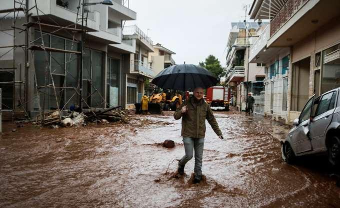 Μέτρα ανακούφισης για τις πληγείσες περιοχές στη Δυτ. Αττική από το υπ. Εργασίας