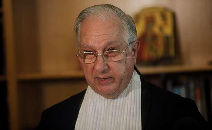 Παραιτήθηκε ο Πρόεδρος του ΣτΕ, Νίκος Σακελλαρίου