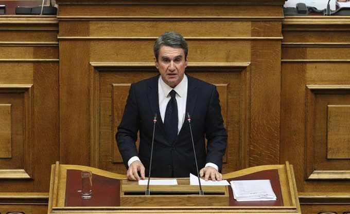 Ανδ. Λοβέρδος: Να κατατεθεί σήμερα στη Βουλή το κείμενο της συμφωνίας