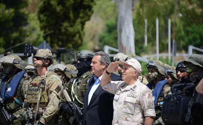 Π. Καμμένος: Θα ενημερώσω ΕΕ και ΝΑΤΟ για τις τουρκικές δηλώσεις περί απαγωγής των οκτώ