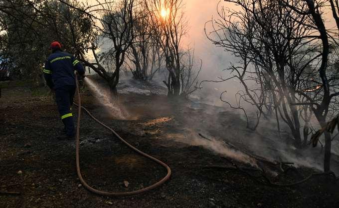 PwC: Πάνω από 8 εκατ. στρέμματα εκτεθειμένα στον κίνδυνο πυρκαγιών στην Ελλάδα