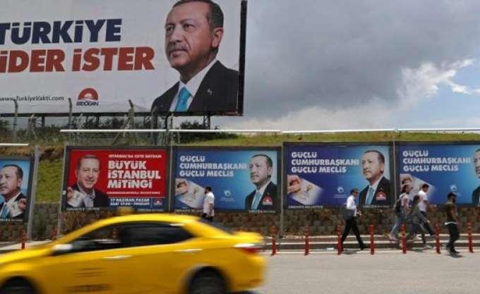 Τουρκία: Υπέρ Ερντογάν ψήφισε το 65,8% των τουρκικής καταγωγής πολιτών της Γερμανίας