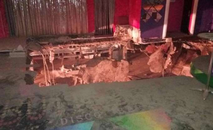 Ισπανία: Τουλάχιστον 40 τραυματίες όταν κατέρρευσε το πάτωμα σε μια ντισκοτέκ στην Τενερίφη