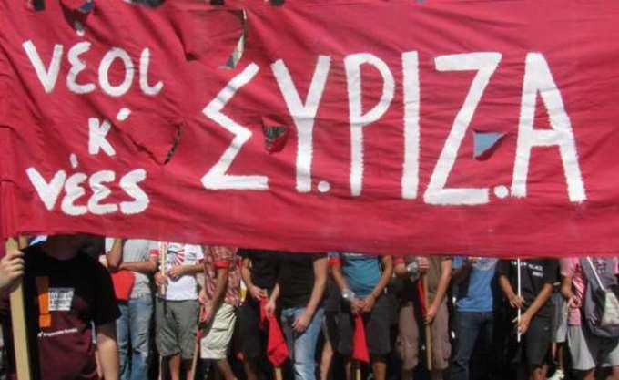 Ακυρώνεται λόγω της τραγωδίας στη Μάνδρα η εκδήλωση Νεολαίας ΣΥΡΙΖΑ με ομιλητή τον Τσίπρα