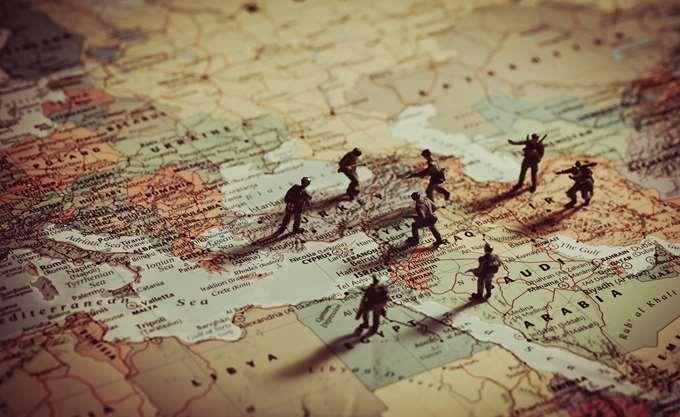 Συρία: Τουλάχιστον 23 άμαχοι νεκροί από επιδρομές εναντίον του Ισλαμικού Κράτους