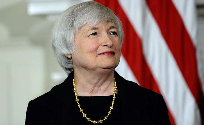Yellen: Το μεγάλο εταιρικό χρέος μπορεί να παρατείνει την ύφεση