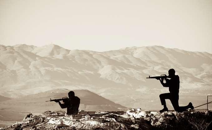 Συνεχίζονται οι σφοδρές μάχες των SDF με τα υπολείμματα του Ισλαμικού Κράτους στη Συρία