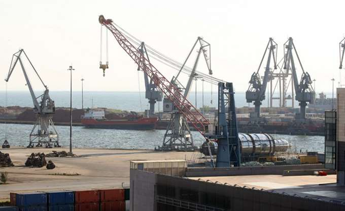 Θα προχωρήσουμε με επενδύσεις στο λιμάνι της Θεσσαλονίκης, δήλωσε ο επικεφαλής της Terminal Link SAS