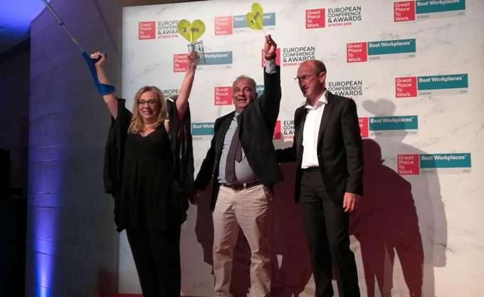 H Data Communication και στην Ευρώπη,ανάμεσα στις εταιρείες με το καλύτερο εργασιακό περιβάλλον