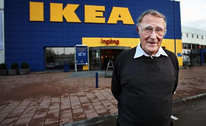 Σουηδία: Έφυγε από τη ζωή ο ιδρυτής της IKEA