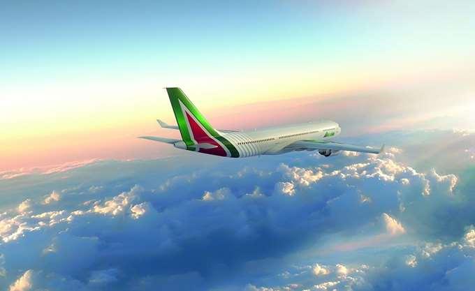 """Κέρδη """"βλέπει"""" για το γ' τρίμηνο η Alitalia"""