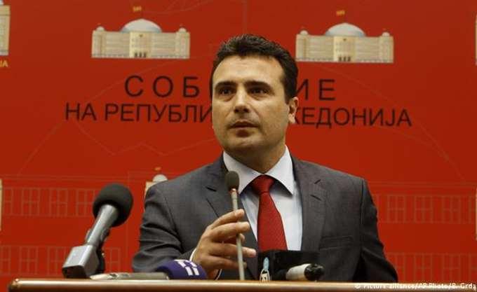Ζάεφ: Όλος ο κόσμος αναγνωρίζει μακεδονικό λαό και μακεδονική γλώσσα