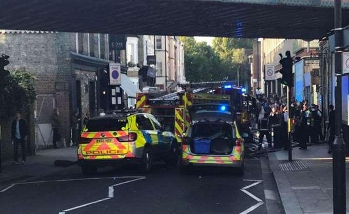 Λονδίνο: Δύο άνθρωποι τραυματίστηκαν από μαχαίρι σε καβγά στην έδρα της Sony Music