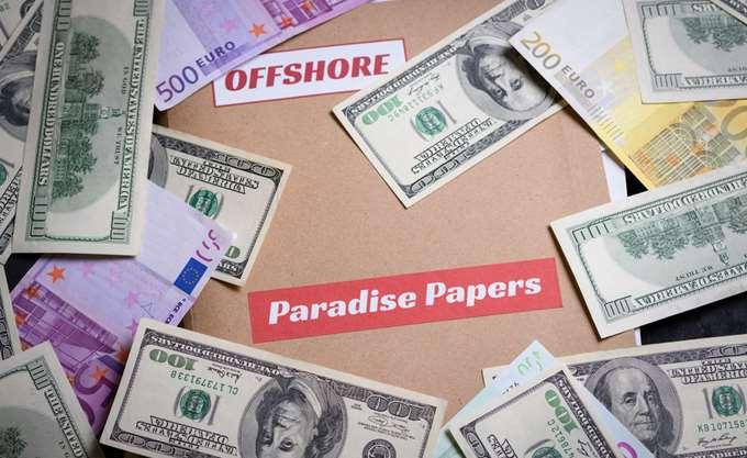 Συνδυαστική -με τις άλλες λίστες- έρευνα για τα Paradise Papers