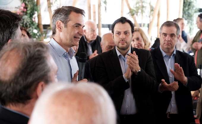 Κ. Μητσοτάκης: Η 12η σύνταξη κινδυνεύει, όχι η 13η που δήθεν δίνει ο Τσίπρας