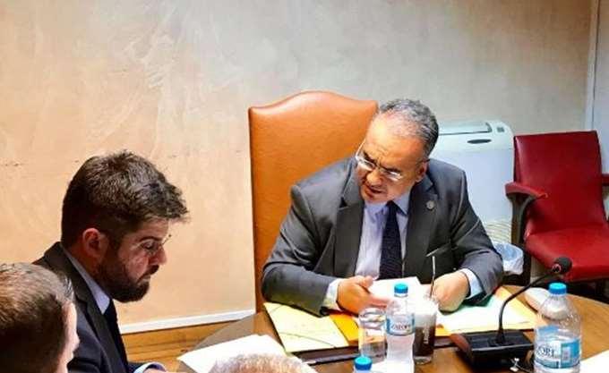 Παρουσία Καλογήρου η συνεδρίαση του Συντονιστικού των δικηγόρων