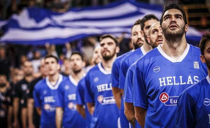 Παγκόσμιο Κύπελλο Μπάσκετ: Oι αντίπαλοι της Εθνικής Ελλάδος