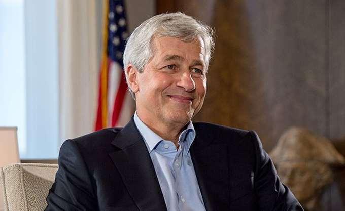 Dimon (JP Morgan): Κίνδυνοι από τις γεωπολιτικές εντάσεις και τα επιτόκια