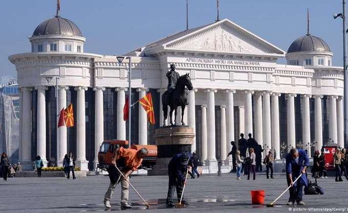 Ρωσία: Εκφράζει την ελπίδα πως η κατάσταση στα Σκόπια θα εξελιχθεί με βάση τον νόμο