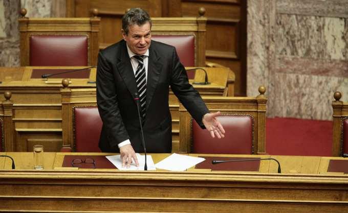 Τ.  Πετρόπουλος: Οι περικοπές των συντάξεων θα επιβεβαιωθούν ή όχι στο μέλλον