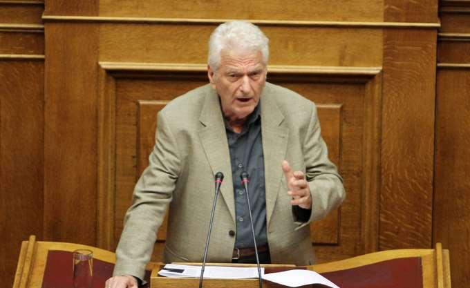 """Λεονταρισμοί περί """"μονομερών ενεργειών για τις συντάξεις"""" από τον βουλευτή του ΣΥΡΙΖΑ Τρ. Μηταφίδη"""
