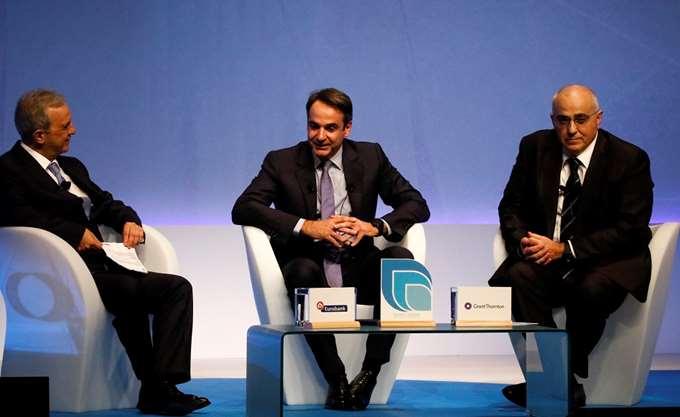 Κ. Μητσοτάκης προς επιχειρηματίες: Φέρτε πίσω τις καταθέσεις