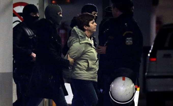 Ισόβια στην Πόλα Ρούπα για την βομβιστική επίθεση στην Τράπεζα της Ελλάδος