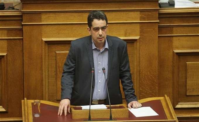 Γ. Θεοφύλακτος (ΣΥΡΙΖΑ): Νόμος είναι αυτός που πιστεύουμε εμείς