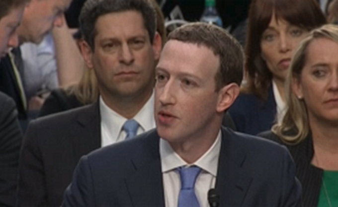 """Ο Zuckerberg αγνόησε τη """"νέα πραγματικότητα"""""""