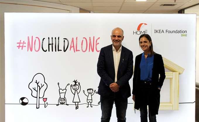 Χορηγία €4 εκατ. από το ίδρυμα ΙΚΕΑ για τη στέγαση και την φροντίδα 100 ασυνόδευτων παιδιών
