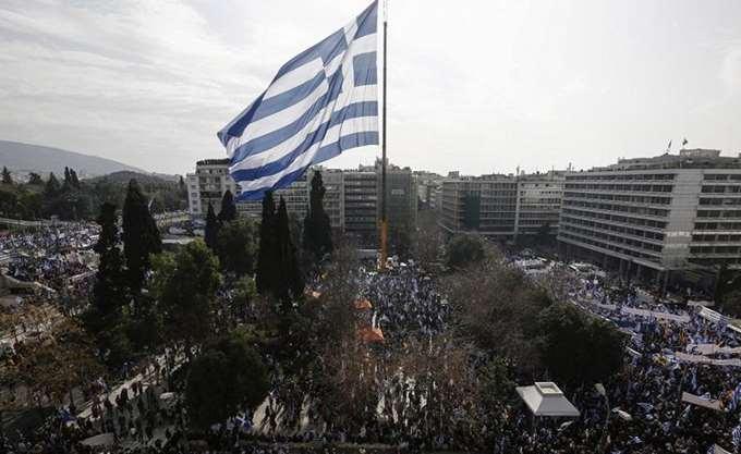Πυρετός συλλαλητηρίων για τη Μακεδονία σε 23 πόλεις της χώρας