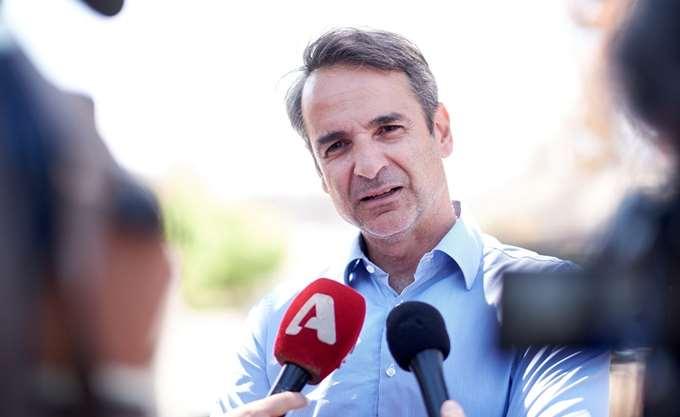 Κ. Μητσοτάκης: Ο κ. Τσίπρας είναι αυτός που υπέγραψε μείωση συντάξεων και αφορολόγητου